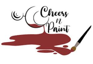Cheers N Paint Cary, Nc Logo