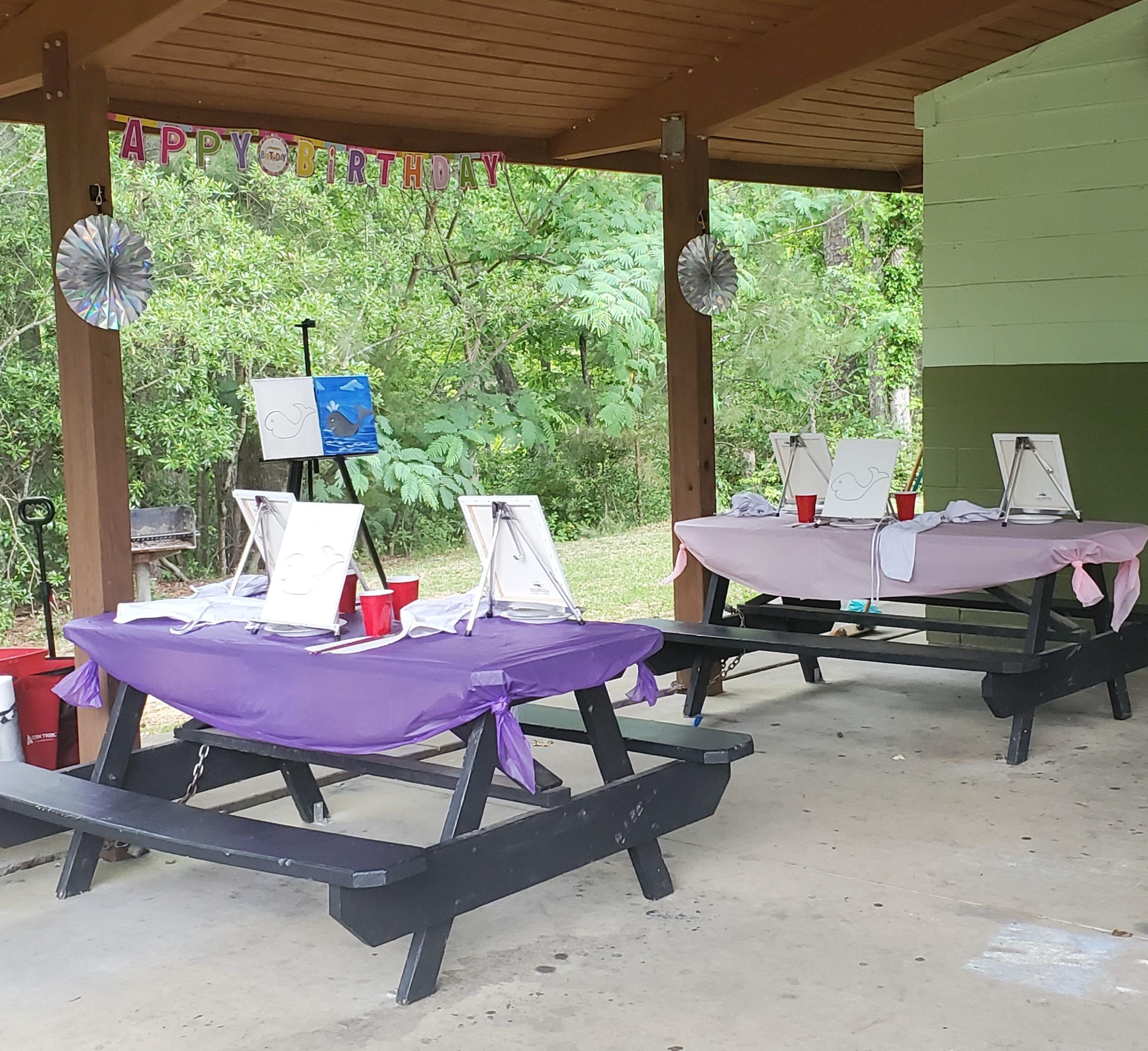 Offsite Kids Birthday Party